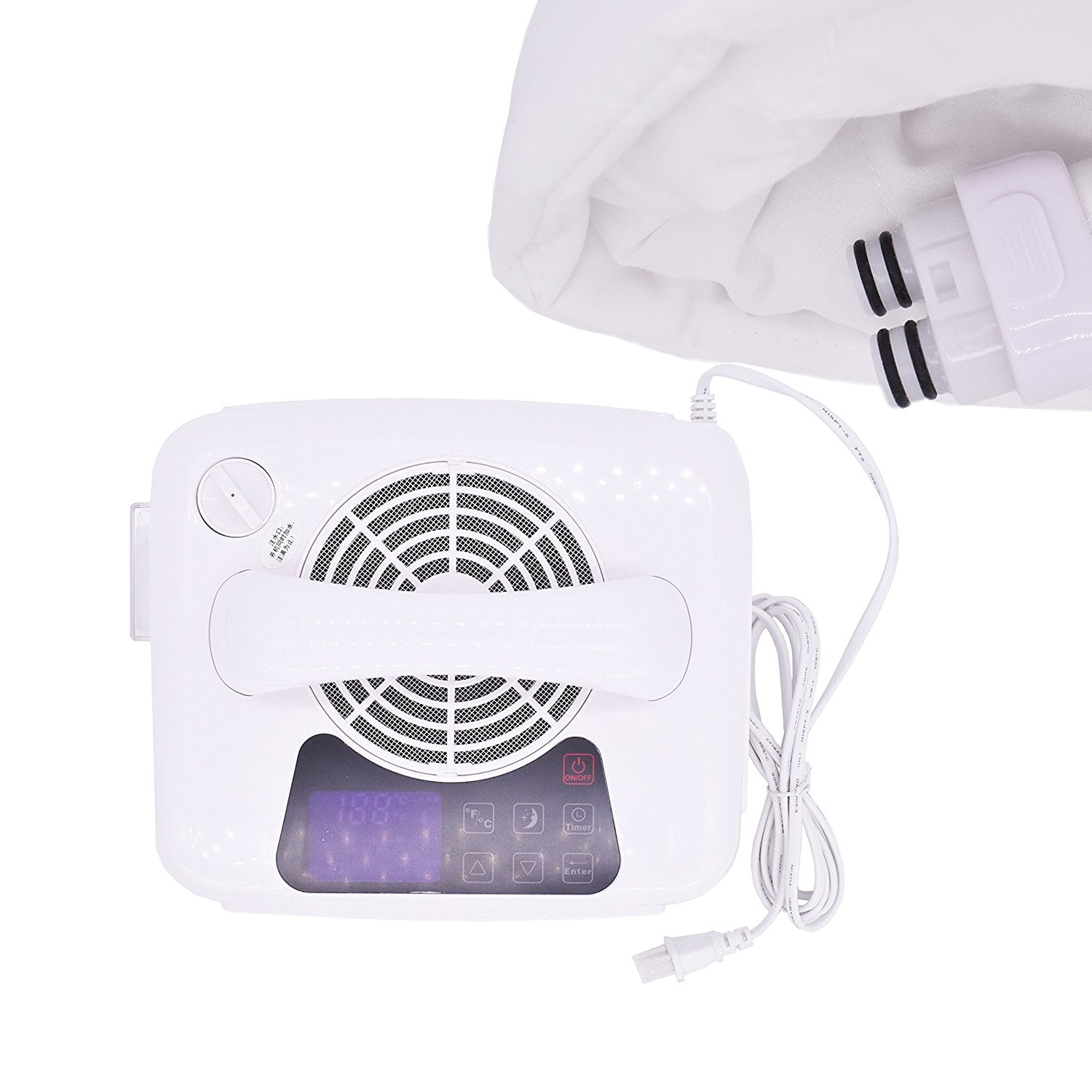 Baiyea Bed Fan Cooling System Air Conditioner