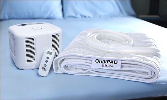 Chilipad Cube Bed Cooling and Heating System