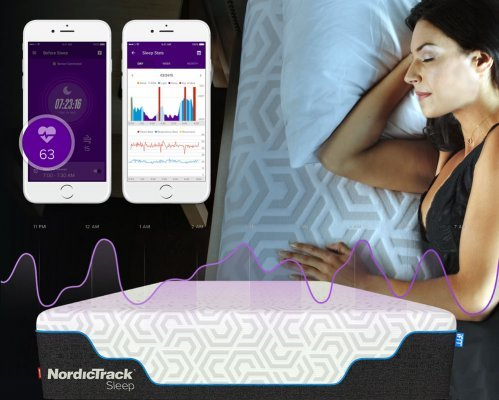 NordicTrack Sleep Smart Mattress