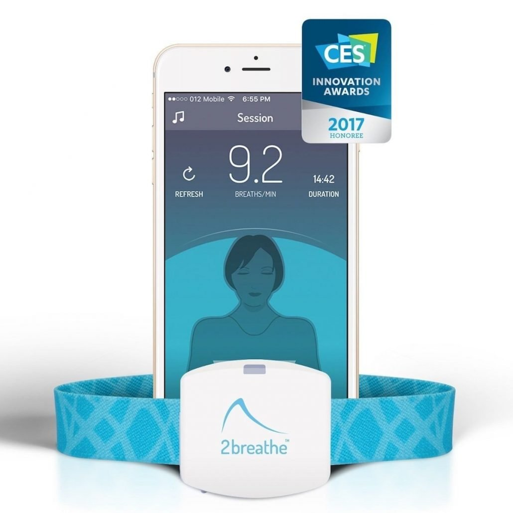 2breathe smart sleep aid