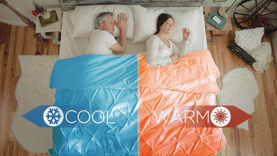 BedJet Dual Zone Cool Warm-min