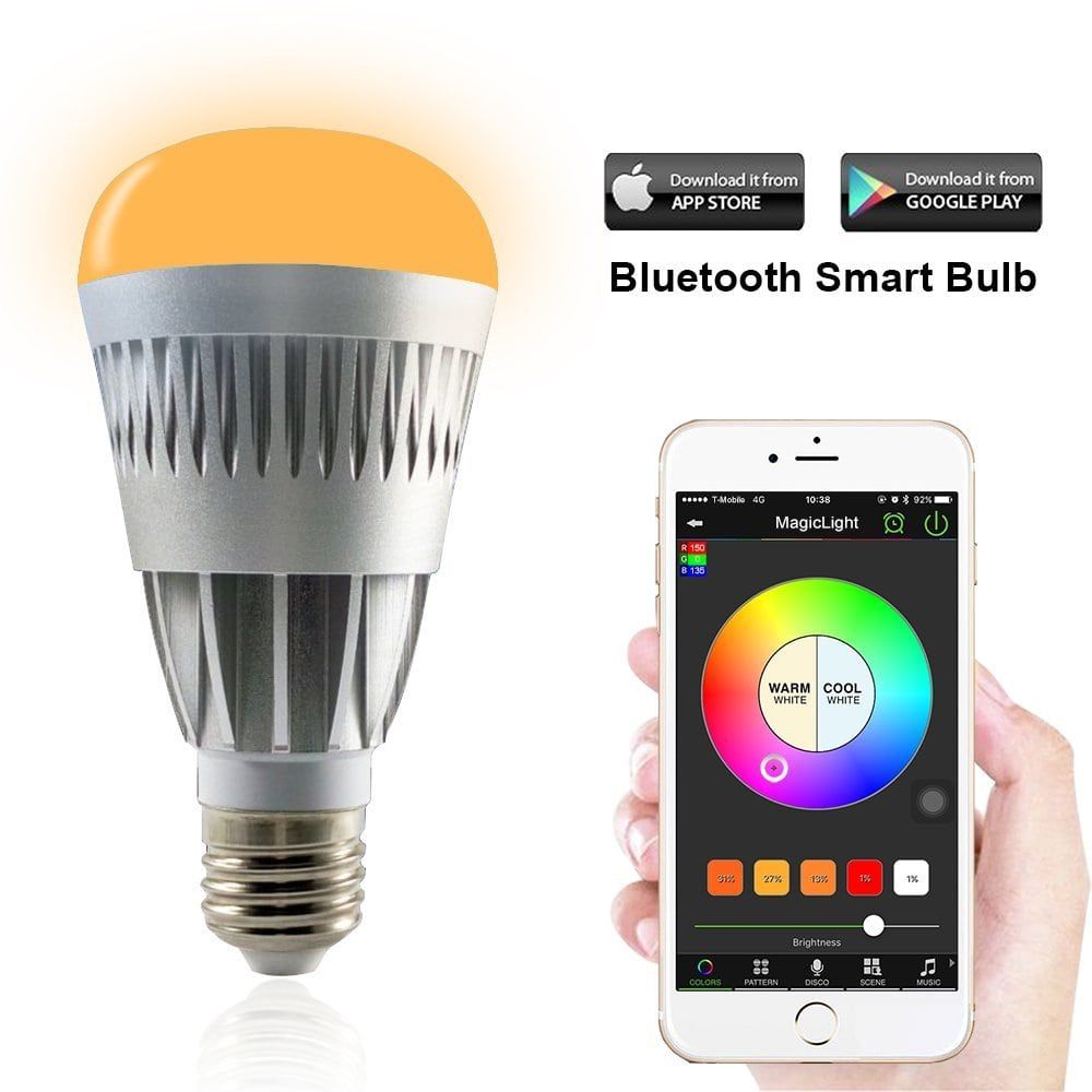 MagicLight Pro LED Smart Lightbulb