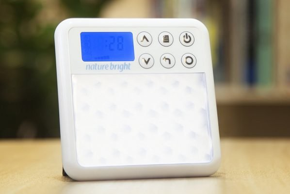 Nature-Bright-Sunbliss-Light Therapy and Sunrise Alarm