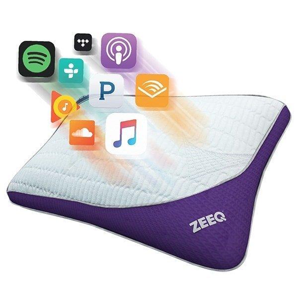 ZEEQ Smart Pillow Spotify