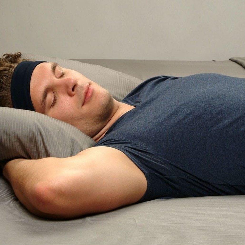 Sleepphones headband
