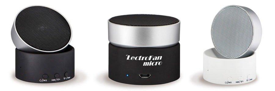 Lectrofan micro portable sound machine