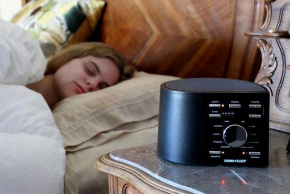 sound+sleep white noise machine