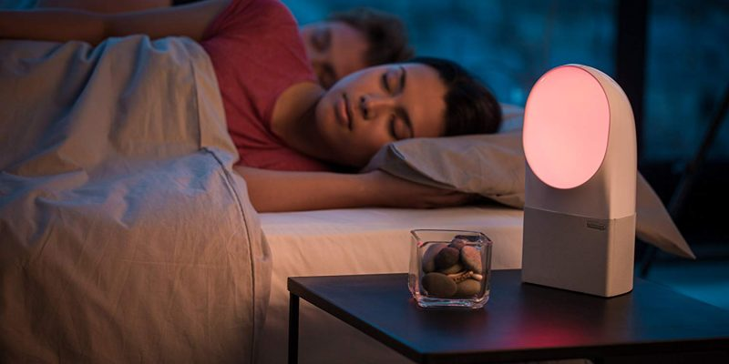 Withings Aura sleep system-min