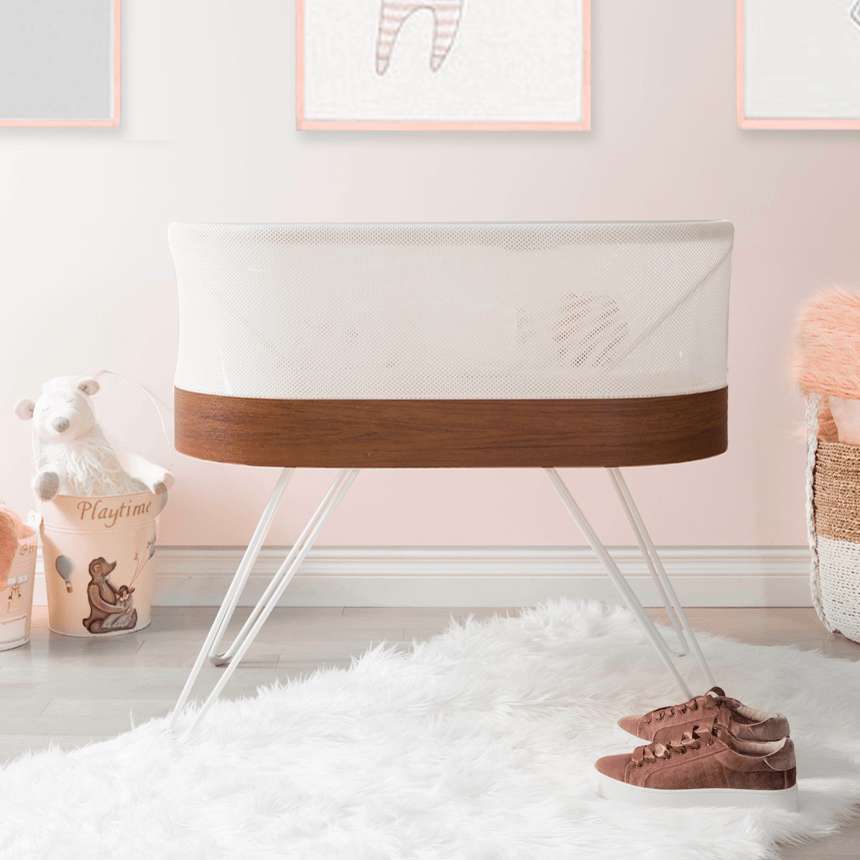 Snoo Smart Sleeper Baby Bassinet Crib