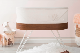Snoo Smart Sleeper Bassinet Crib