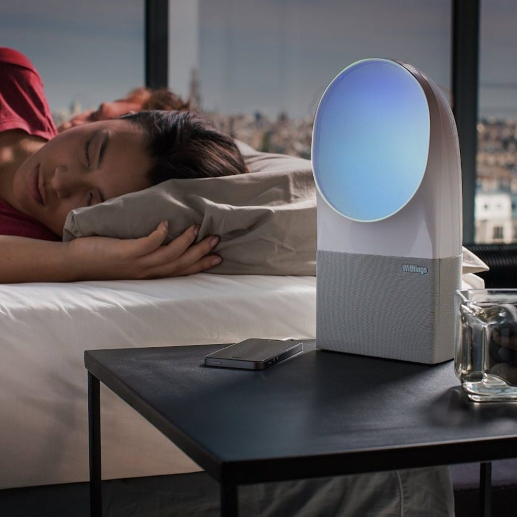 Aura Connected Alarm Clock by Withings