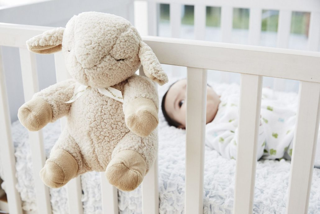 Cloub b Sleep Sheep Baby White Noise Machine