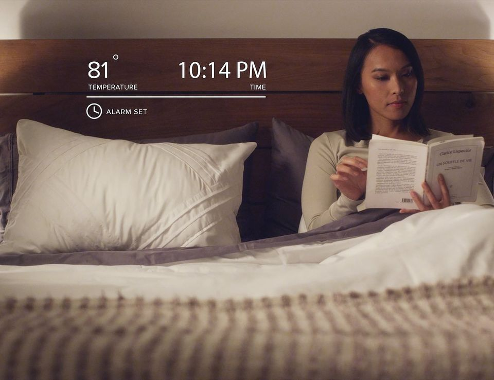 Eight Sleep Tracker Bed Warming
