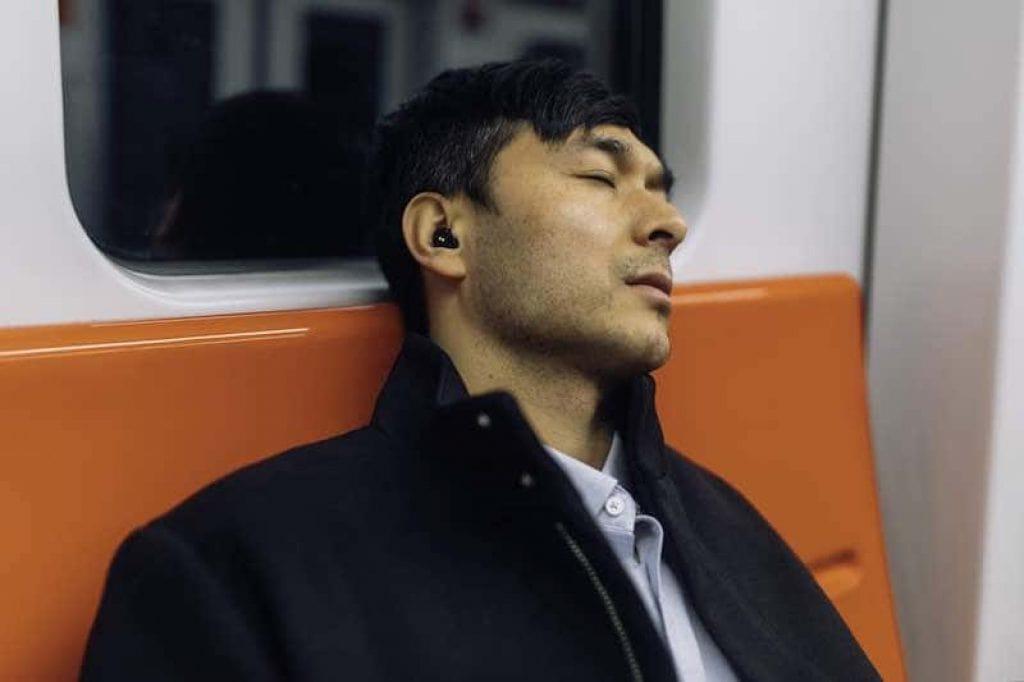 Quieton sleep for commuting_