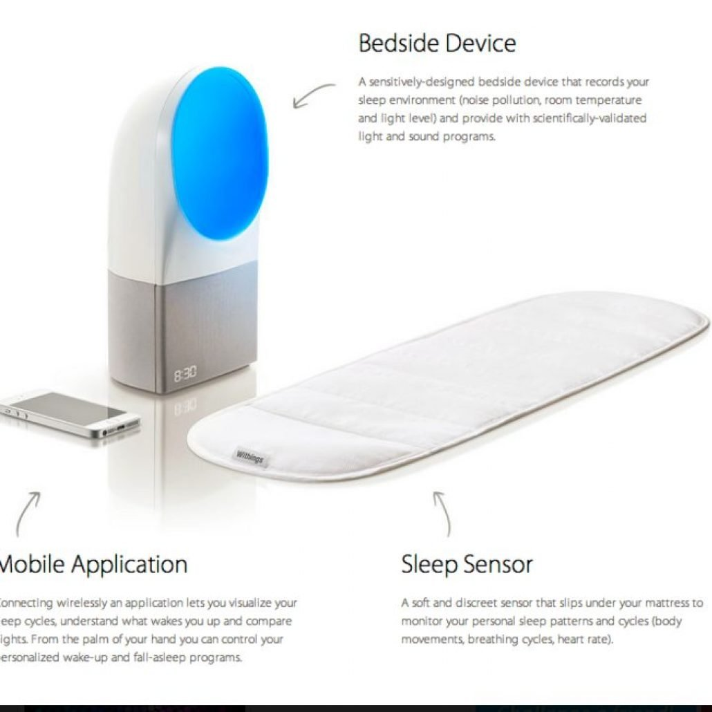 Withings Aura Sleep Sensor