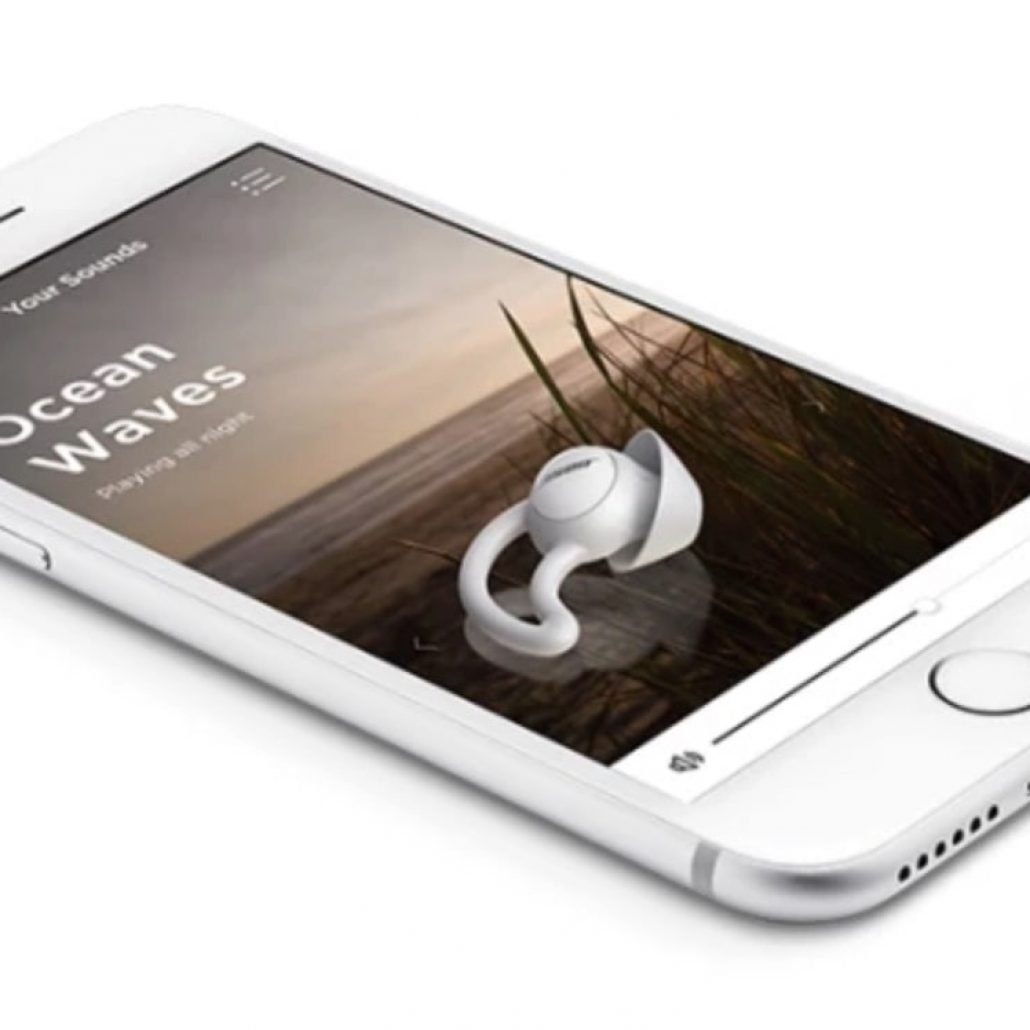 Bose SleepBuds app