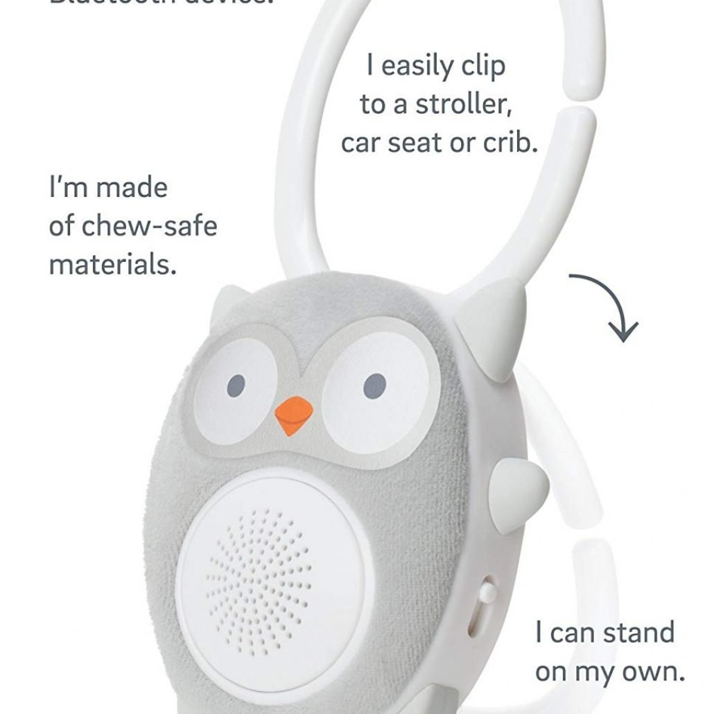 SoundBub Baby Soother Features