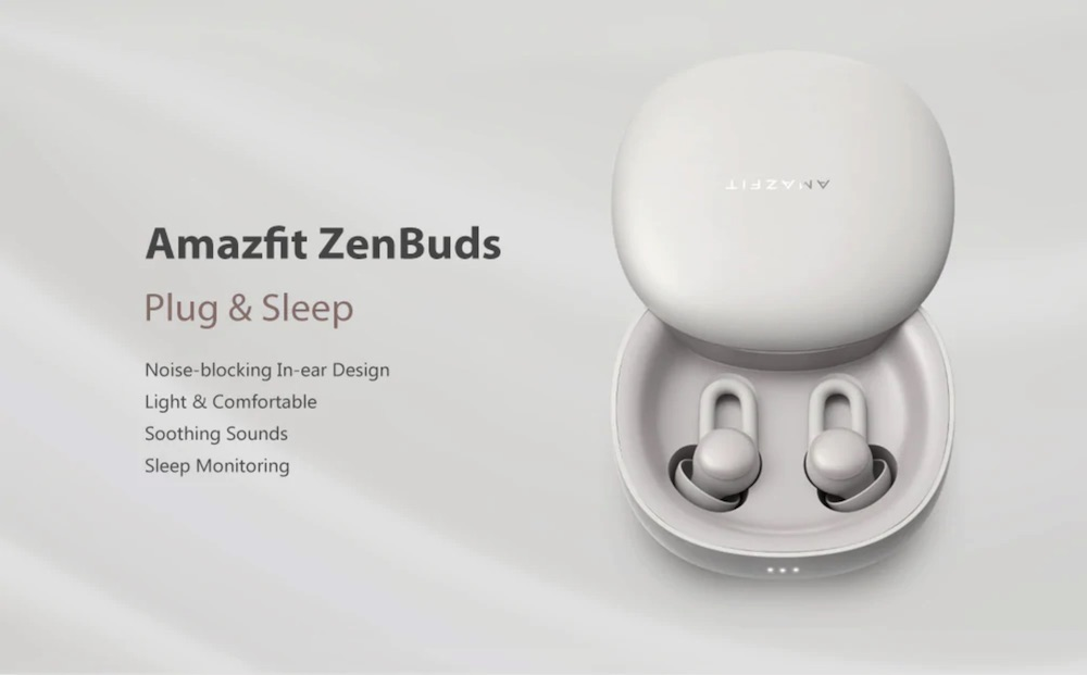 Amazfit Zenbuds (Βοse Sleepbuds alternative)