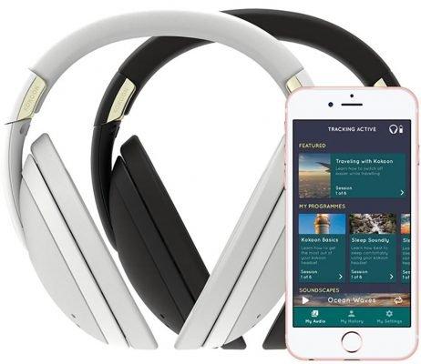 kokoon headphones kickstarter