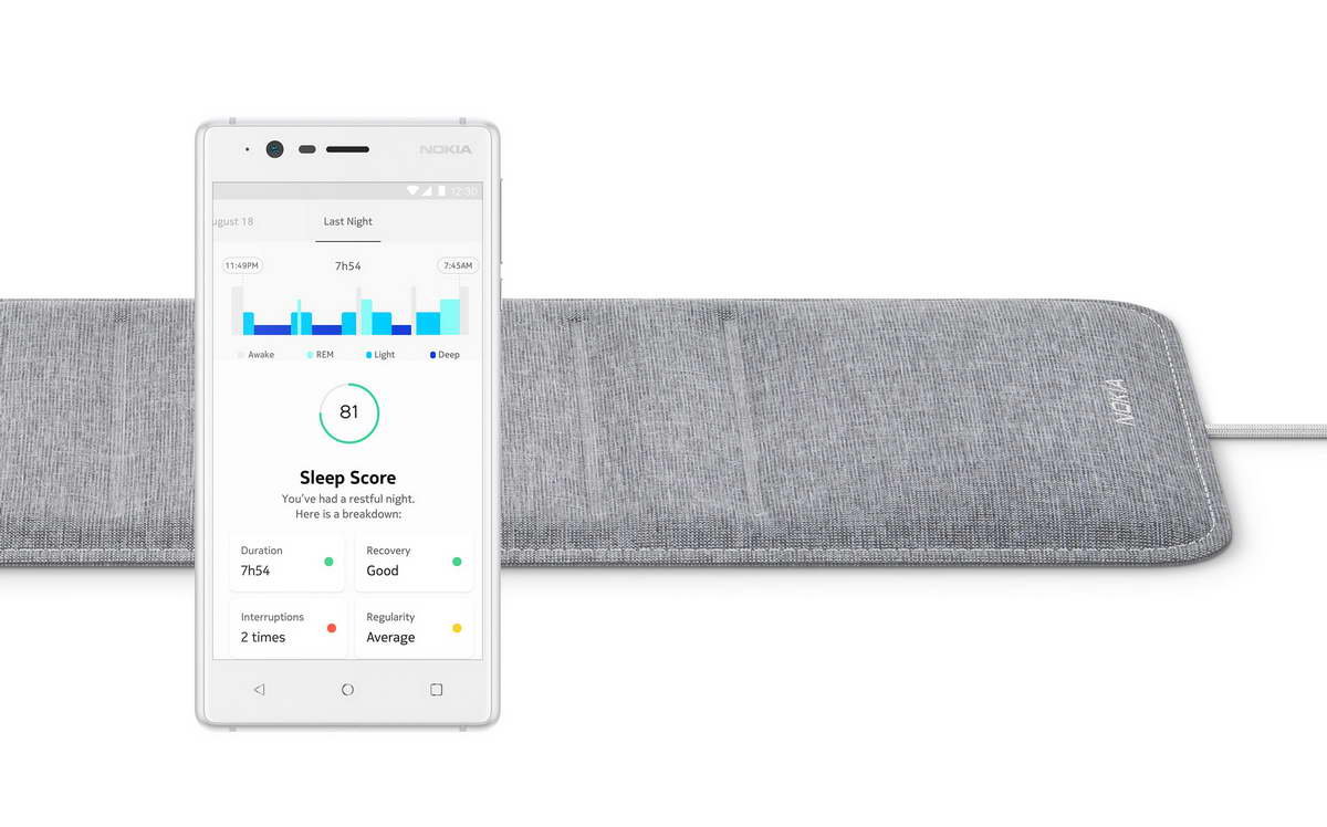 Withings Sleep Tracker