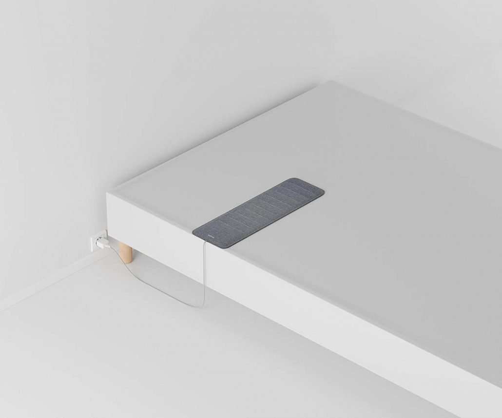 Withings Sleep tracking under mattress
