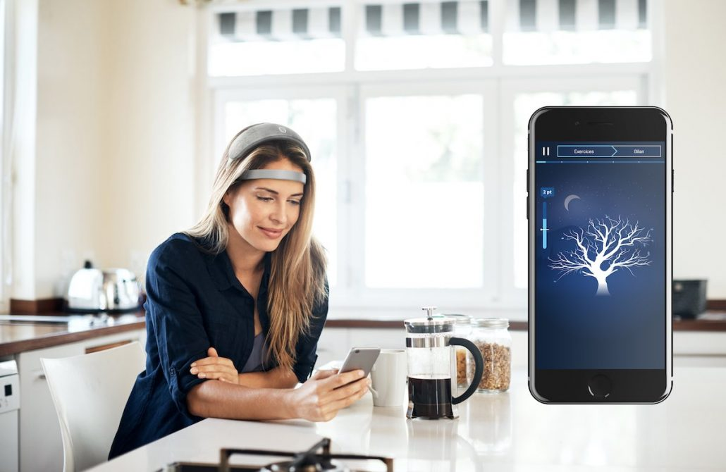 Urgonight sleep headband EEG neurofeedback