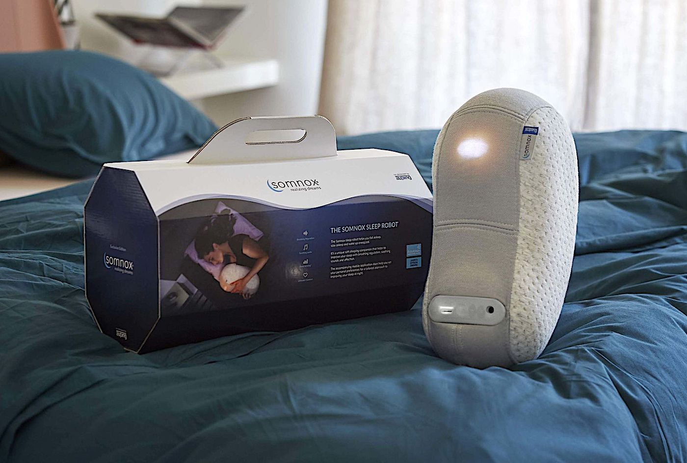 Somnox sleep robot full review