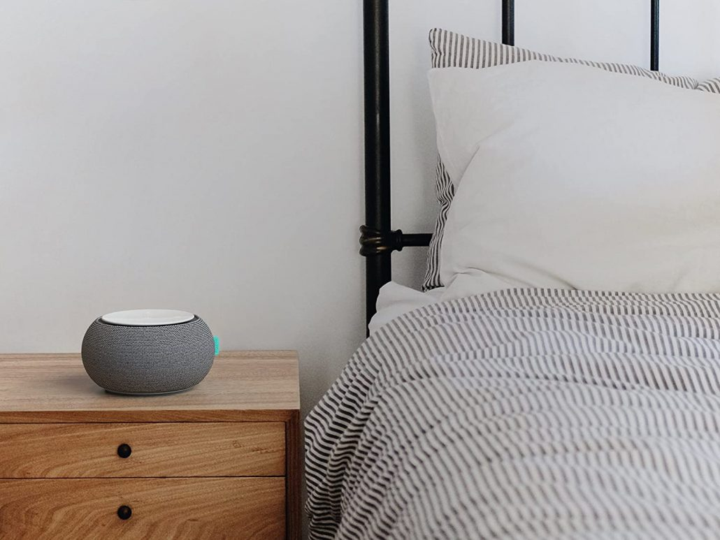 Snooz Bedside White Noise Machine_