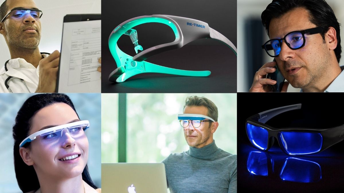 Best light therapy glasses and wearables