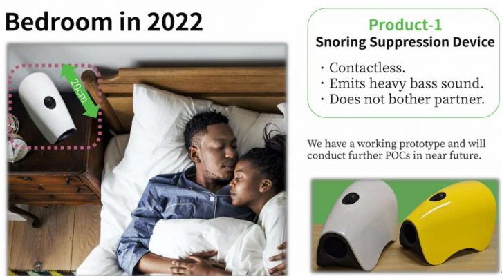 Marisleep anti-snoring system