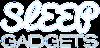 Sleep Gadgets Logo White